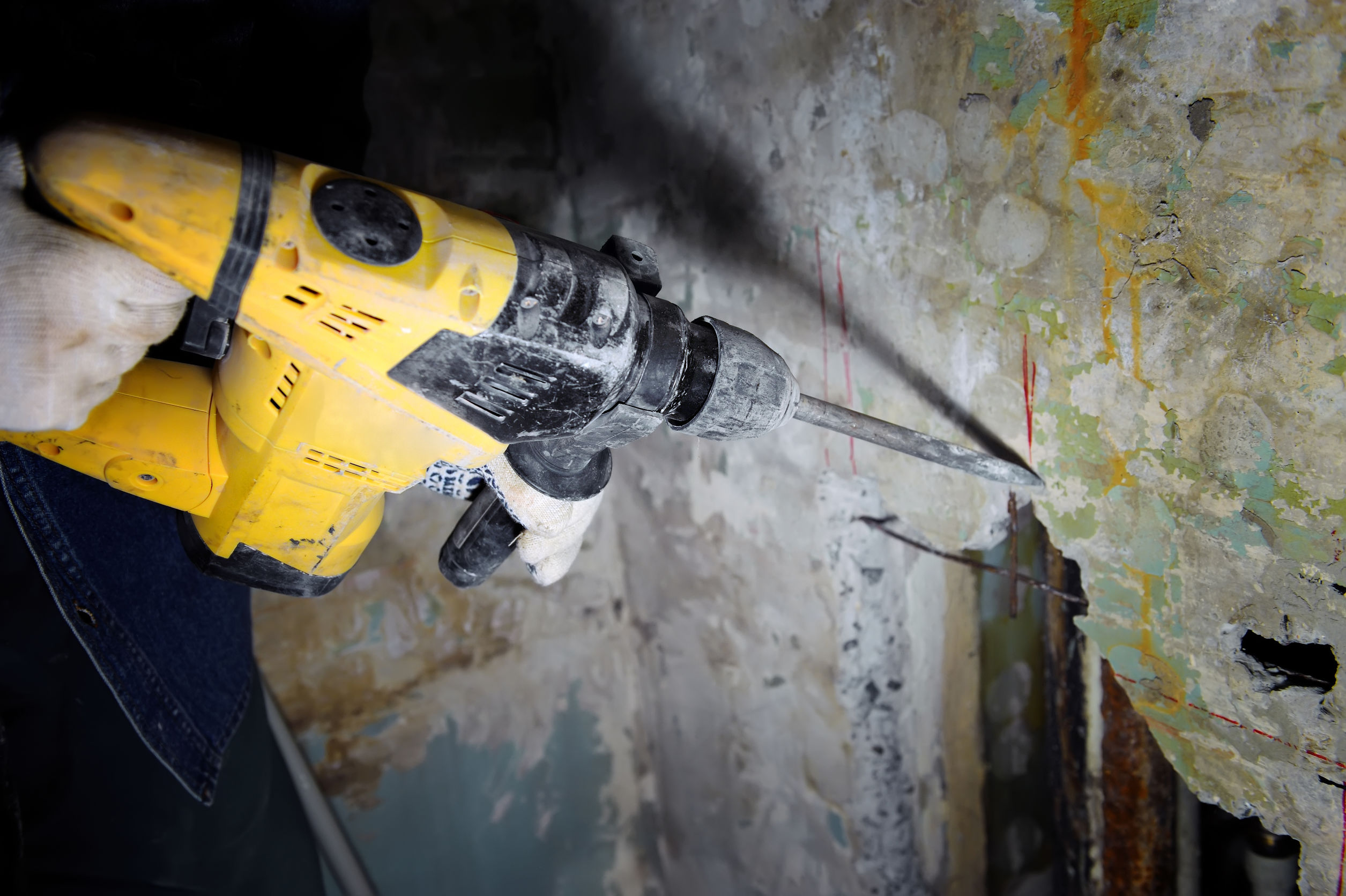 akku-bohrhammer-test
